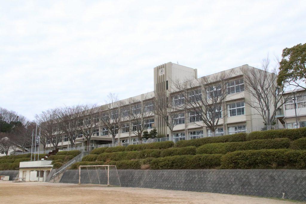 太子東中学校