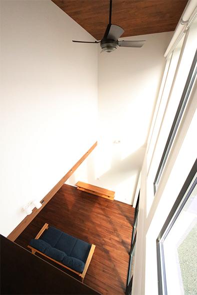 【NEW】耐震構法SE構法で建てた、大開口の窓と吹き抜けあるリビングのお家