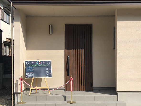 お引き渡しでした~姫路市にてS様邸完成しました~