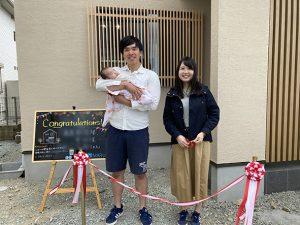 お引渡し式でした~姫路市にて、T様邸お引渡しでした~