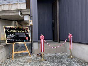 姫路市 I様邸にて、お引渡し式でした。
