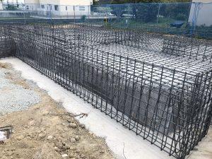 『 岸原建築日記 』・・・ 基礎工事の立会をする理由